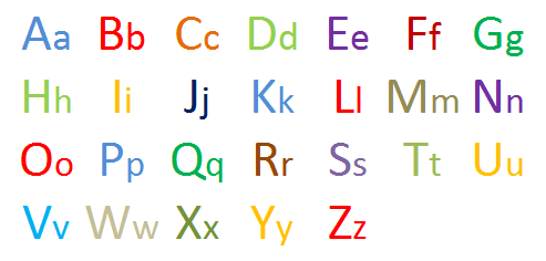 Image result for capital letters